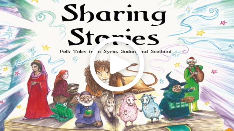 Sharing Stories cover